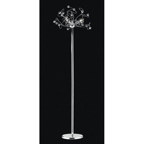 PIANTANA 3 LUCI MINA ( SOLUZIONE ANTI CRISI RISPARMIO ) LAMPADA DA TERRA