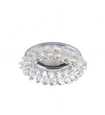 FARETTO CLASSICO MODERNO (tipo) SWAROWSKI LAMPADA LED INCLUSAA