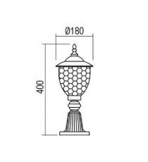 LAMPIONE ESTERNO